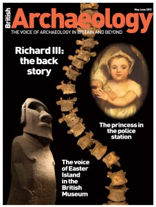 British Archaeology cover