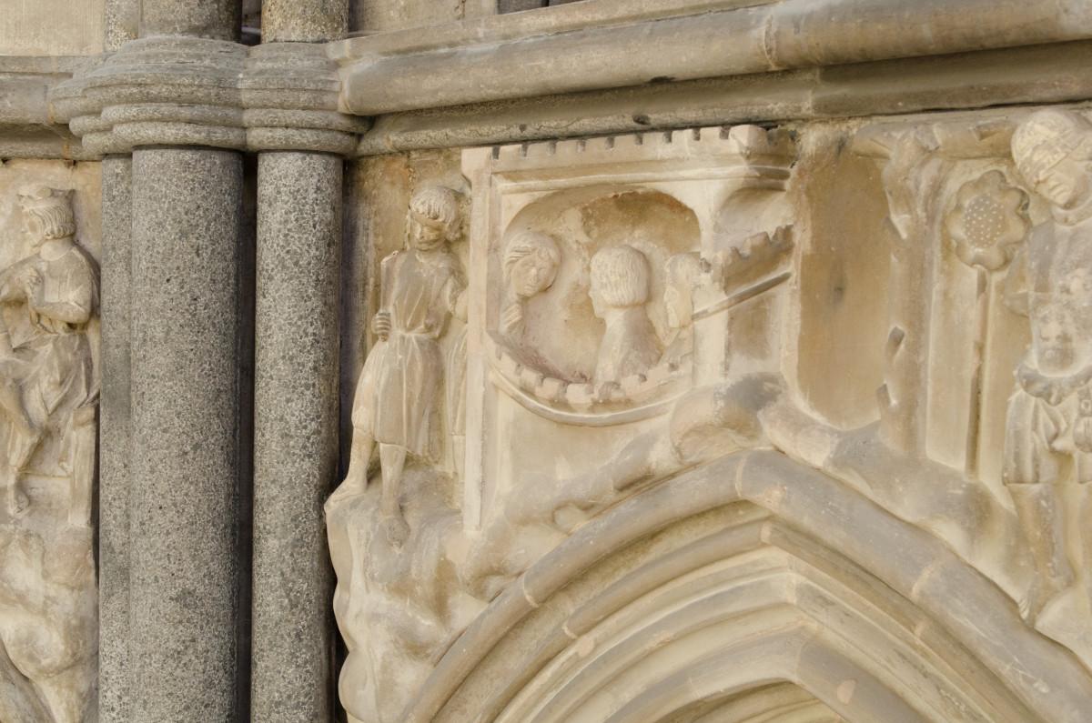 Salisbury Cathedral S 800 Year Magna Carta Exhibition